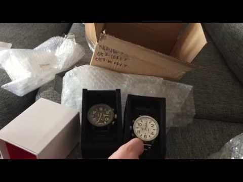 Where you can buy Nixon watches for the best price. Unboxing