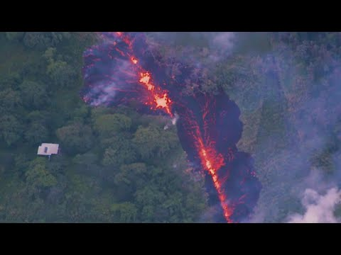New Hawaii lava fissures could force more evacuations