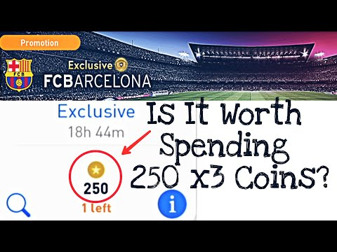 Why PES 2018 introduced Barcelona Exclusive Pack?