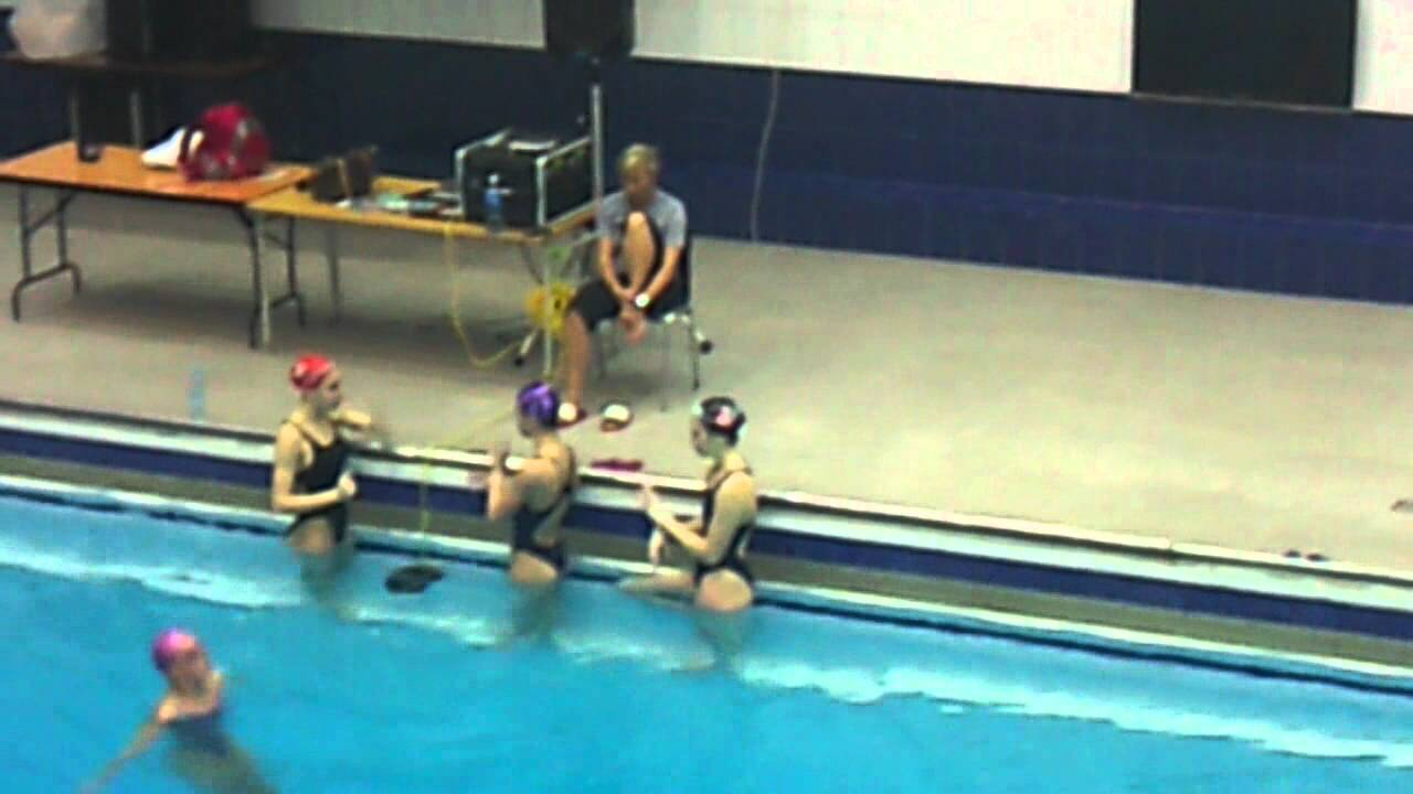 Синхронное плавание 2011 труд