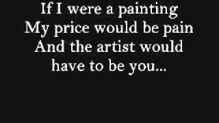 Kenny Rogers - If I were a Painting (lyrics)