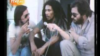 Bob Marley en 'Popgrama' 1978 Bob Marley   RTVE es2