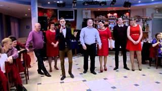 Праздничное застолье часть 1 (Свадьба Станислава и Марии 14.02.2015)