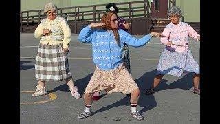 VJ Alex Детки танцуют. Современные танцы в классической обработке :-) Мужиков надо любить