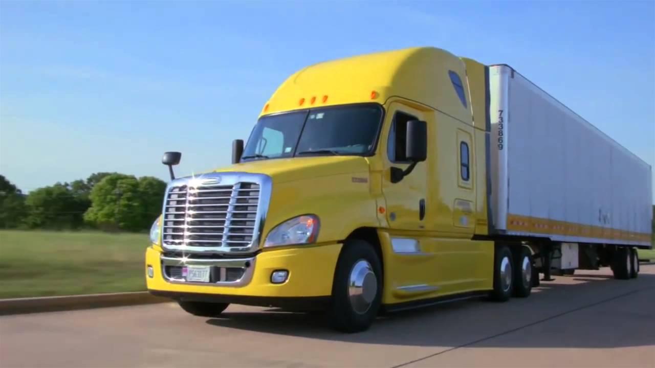 2017 Freightliner Cascadia Evolution 125 // McCoy Advantage