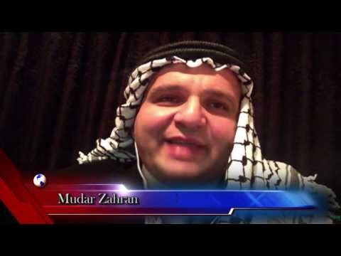The Glazov Gang - Secular Palestinian Leader, Mudar Zahran, Supports Israel