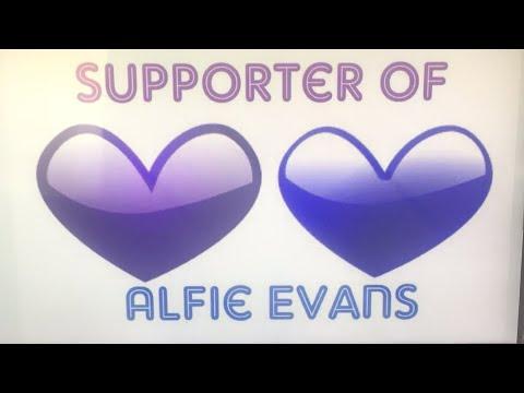 You're Amazing! ALFIE'S