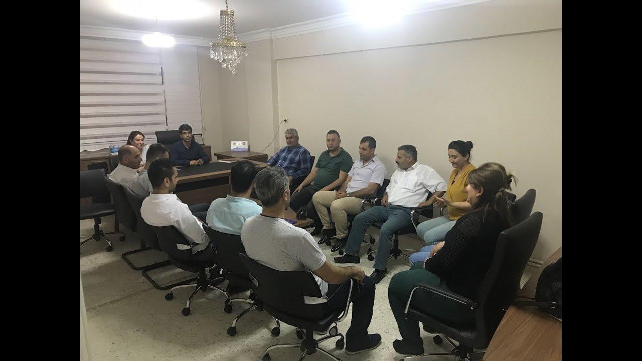 Öz Büro İş Sendikası Üyeleri İlk Toplantısını Gerçekleştirdi