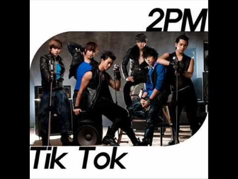 (DL link) 2pm - Tik Tok [korean/roman. lyrics]