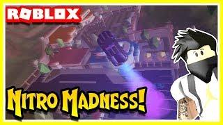 NiTRO MADNESS! - Roblox Jailbreak Rocket Fuel Update