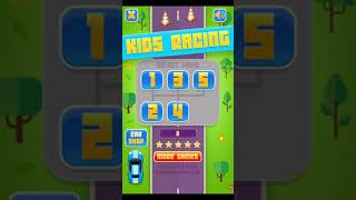 Car racing games for kids | fun games for kids🎮🕹🤹‍♀️🤹‍♂️🎲🎱🏇