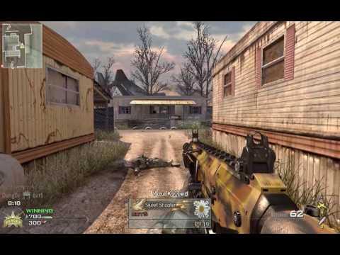Call Of Duty 6   Modern Warfare 2 Trailer Park FFA DLC 2 |