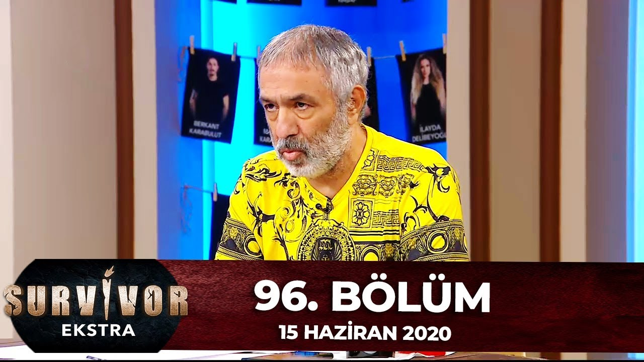 Survivor Ekstra 94.Bölüm   13 Haziran 2020