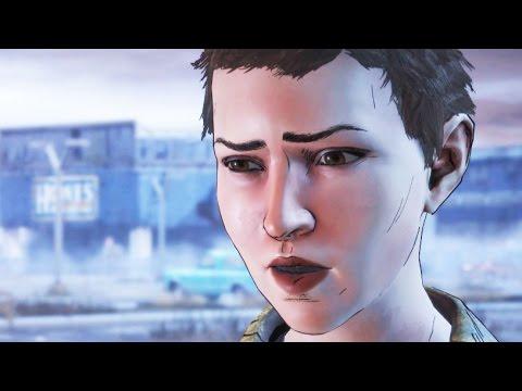 The Walking Dead Episode 1 - Jane's Death - Clem's Flashback (Season 3 A New Frontier)