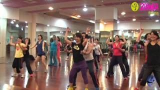 All Around the World(ZIN 47) / ZUMBA FITNESS WITH HOWARD [HD]