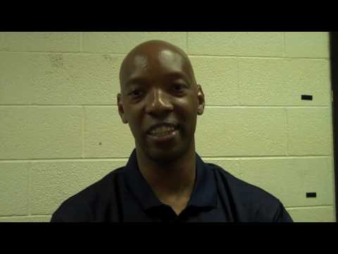 Washington Wizards- Sam Cassell Interview at 2009 NBA Summer League Presented by EA Sports