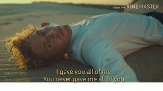 My heart-Christopher | Karaoke