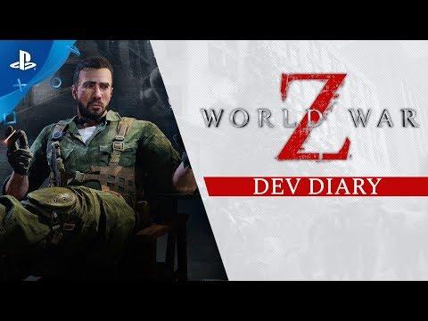 World War Z - Dev Diary | PS4