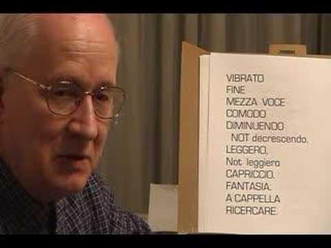 MUSIC DYNAMICS ITALIAN