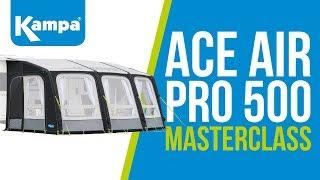 Kampa | Ace AIR Pro | Setup Masterclass 2018