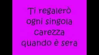 Annalisa Scarrone - Senza Riserva (TESTO)