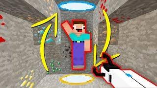¡solo un noob puede caer en esta trampa! | minecraft troll