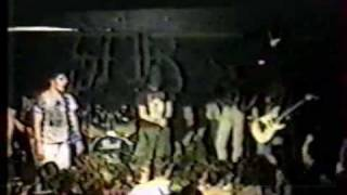 Napalm Death - In Extremis /Mentally Murdered (live at Belgium, 1989)