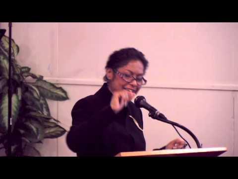 Evangelist Denise Matthews (Vanity) filmed by MusicmanDain June 2013 