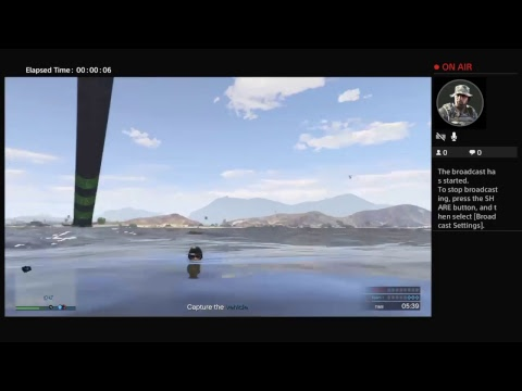 People falling out of sky in GTA5 Online. Rapture rejects? |