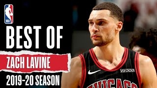 Zach LaVine's Best Plays From The 2019-20 Season