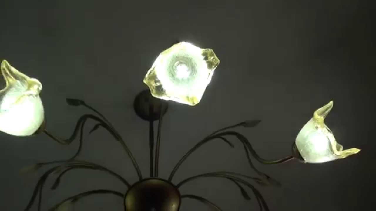 Светодиодные лампы HB3 9005 G9 Philips ZES - 360° - YouTube