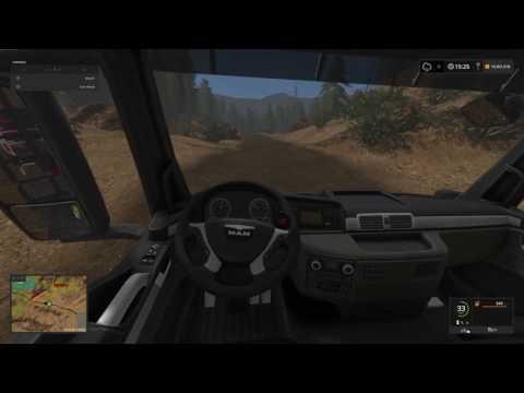 Farming Simulator 17 Dynamic vehicle camera
