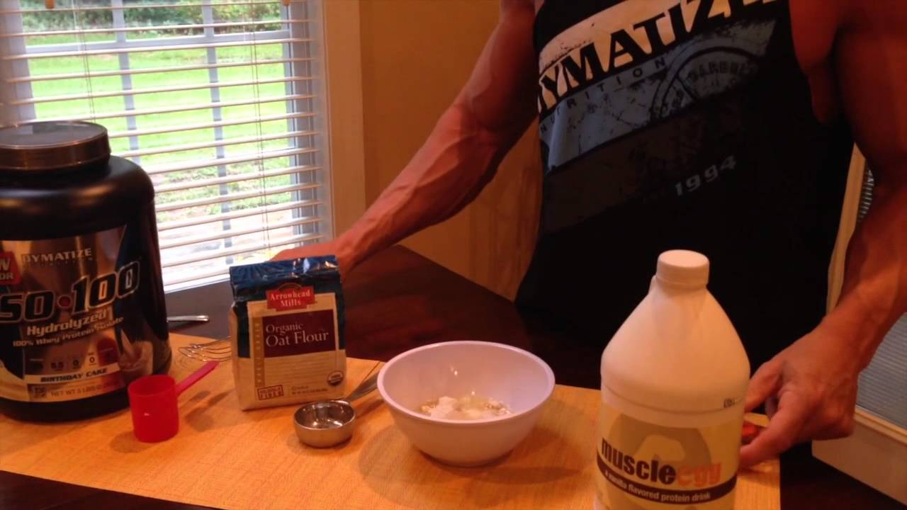 Dymatize ISO 100 Birthday Cake Batter