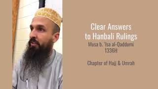 Q&A 100 - What is the ruling of Hajj and Umrah?