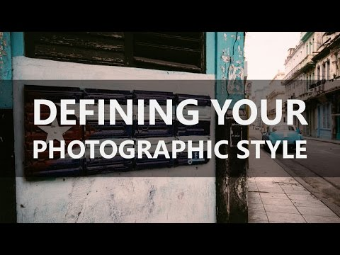 TheFIX 066: Defining Your Photographic Style