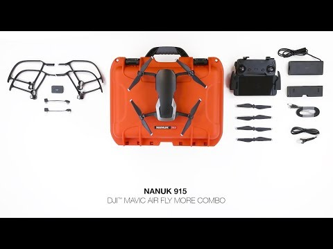 NANUK 915 DJI™ Mavic Air Fly more Case
