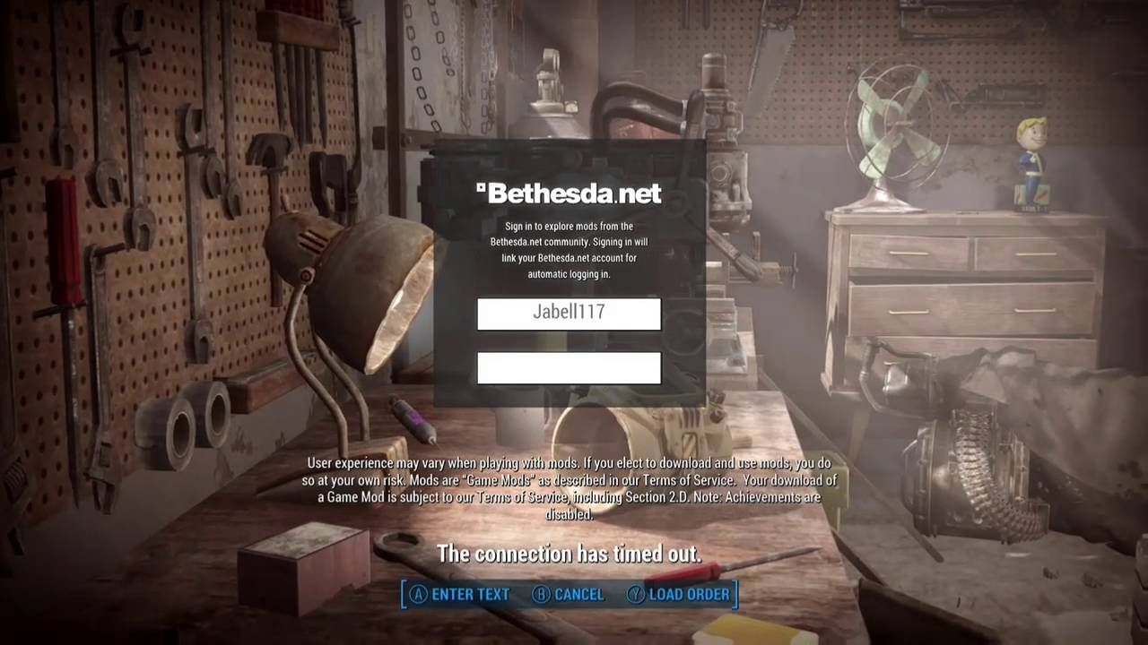 link bethesda to steam