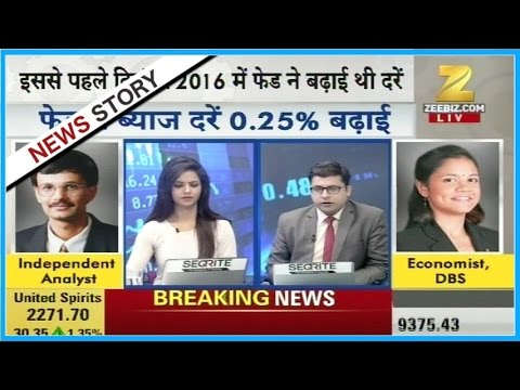 Share Bazaar : Expert analysis on Indian market after Fed rate hike
