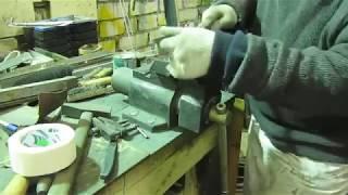 Делаем нож без электроинструмента #15 - рукоятка (продолжение)(все видео из этого раздела, смотрите на моем канале в плейлисте https://www.youtube.com/playlist?list=PLOoCzJk19TeTyNP1pzOFE-bN9R3iMCCra..., 2012-11-24T20:05:38.000Z)