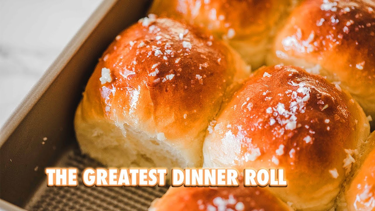 Greatest Dinner Rolls