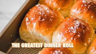 How To Make The Greatest Dinner Rolls Ever (Hokkaido Method)