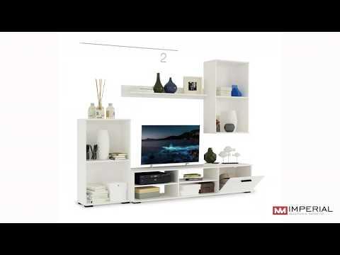 Стенка  Квадро | Фабрика мебели Империал