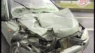 Три авто – одно ДТП: авария на пр. Хасана Туфана