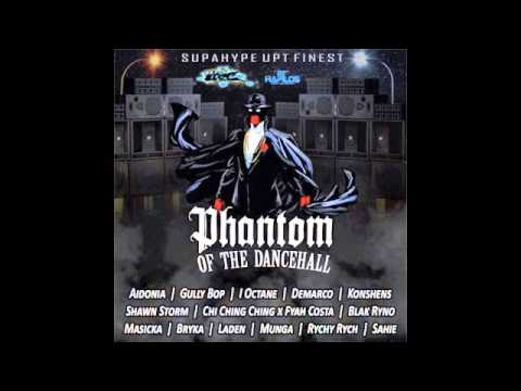 MASICKA - BADMIND MI DONT [RADIO] - [PHANTOM OF THE DANCEHALL] - 2016