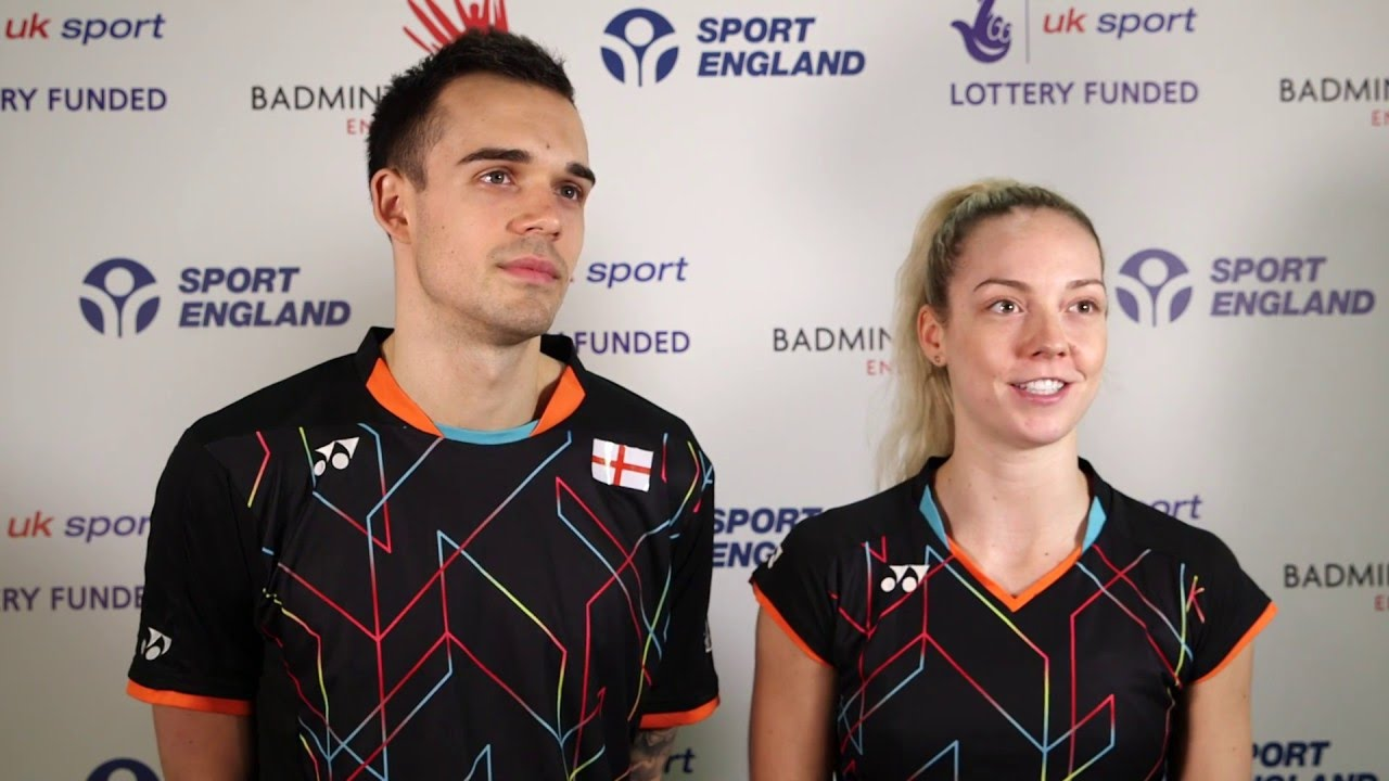 Chris and Gabby Adcock looking forward to the YONEX All England