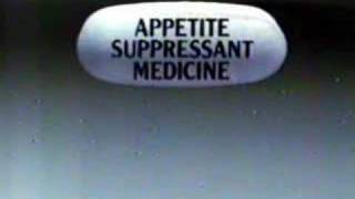 Ayds Dietary supplement tv commercial 1986
