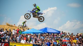 In this week's Best Post-Race Show Ever, Yamalube Star Racing's Aar...