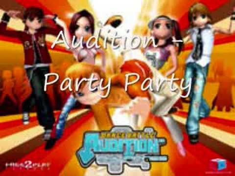 audition party
