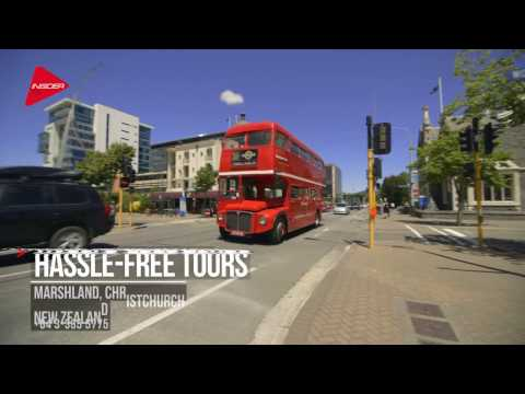Hassle-Free Tour | Christchurch New Zealand