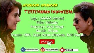 Janam Janam - Lirik Dan terjemahan Indonesia